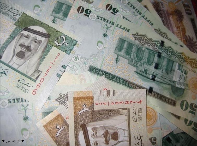 العملات السعودية